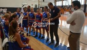 ΑΕ Σαντορίνης: Φωτορεπορτάζ από την ιστορική πρώτη συμμετοχή στο Κύπελλο!