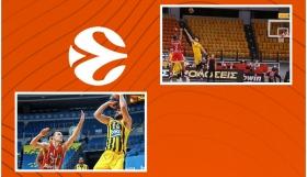 Euroleague: Mε Εφές απόψε ο Ολυμπιακός