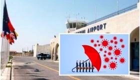 Συναγερμός στα αεροδρόμιο Σαντορίνης: Εγκληματική ανευθυνότητα. Έσπασαν την καραντίνα και προσπάθησαν να ταξιδέψουν