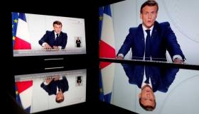 Κορονοϊός: Lockdown για την Γαλλία ανακοίνωσε ο Μακρόν!