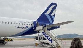 Πέτσας: Κρατική ενίσχυση 120 εκατ. ευρώ στην Aegean