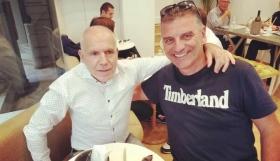 Αρπάχτηκαν Αναστόπουλος - Γεωργούντζος στη συνέντευξη Τύπου της Καλαμάτας! (vid)