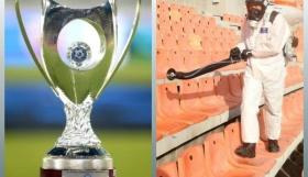 Αναβολές λόγω κορονοϊού και στο Κύπελλο Ελλάδας!