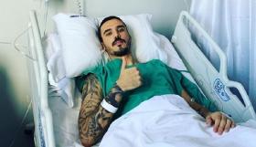 Κουρμπέλης μετά την επέμβαση : Τα δύσκολα είναι για τους δυνατούς