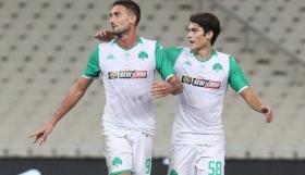 Βόλος – Παναθηναϊκός 0-2: Πέμπτη σερί νίκη για τους πράσινους