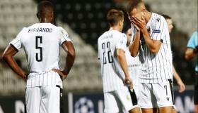 Βαθμολογία UEFA: Παραμονή στη 17η θέση για την ώρα