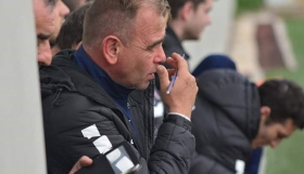 Ν. Τσάμογλου: «Πρέπει να υποστούμε την κατάσταση, δεν έχω γνωρίσει ακόμα τους ποδοσφαιριστές μου»