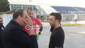 Δίπλα στην ομάδα ο Μπουντόπουλος (pics)