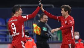 Bundesliga: Τεσσάρα στη Σάλκε η Μπάγερν και στο +7!