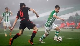 Κύπελλο Ισπανίας: Προκρίσεις για Μπέτις, Βιγιαρεάλ και Λεβάντε