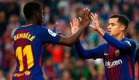 La Liga: Πήρε… Ιταλική νίκη η Μπαρτσελόνα!