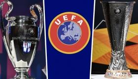 Πέντε αλλαγές στο Europa και στο Champions League