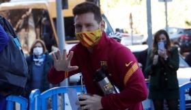 Μπαρτσελόνα : Έφεση για την τιμωρία του Μέσι