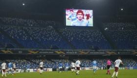 """Σε """"Ντιέγκο Μαραντόνα"""" μετονομάστηκε επίσημα το γήπεδο της Νάπολι"""