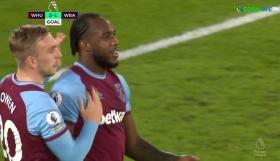 Premier League: Τρίτη σερί νίκη η Γουέστ Χαμ