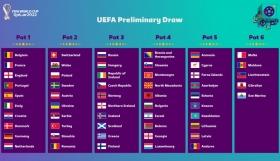 Εθνική Ελλάδας: H FIFA ανακοίνωσε τα γκρουπ δυναμικότητας για τα προκριματικά του Μουντιάλ!
