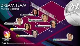 Volleyleague Γυναικών: Με Πένυ Ρόγκα η κορυφαία επτάδα της 2ης αγωνιστικής