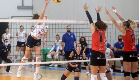 Volley League :  Πορφύρας - Πανναξιακός 1-3