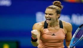 Σφιόντεκ - Σάκκαρη 0-2: Super... Μαρία, προκρίθηκε στον τελικό του Ostrava Open