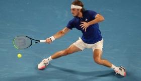 Barcelona Open : Με άνεση o Tσιτσιπάς στα ημιτελικά