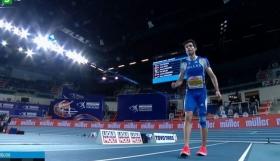Χρυσό μετάλλιο για τον Μίλτο Τεντόγλου στο Ευρωπαϊκό Πρωτάθλημα