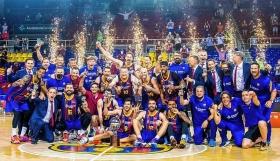 Πρωταθλήτρια Ισπανίας η Μπαρτσελόνα: Συνέτριψε την Ρεάλ Μαδρίτης με 92-73