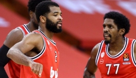 Euroleague : Κρίσιμος αγώνας για τον Ολυμπιακό στην Γαλλία κόντρα στην Βιλερμπάν