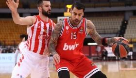 Euroleague: Θρυλική κορυφή για τον Πρίντεζη