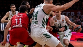 EuroLeague: Έπιασε την ΤΣΣΚΑ στις 18 νίκες η Μπάγερν - Στο 9-17 ο Παναθηναϊκός