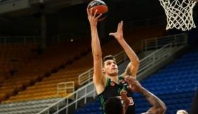 Basket League: Έβγαλε την υποχρέωση ο Παναθηναϊκός, 98-89 την Λάρισα