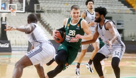 EuroLeague: Στο 7-14 ο Παναθηναϊκός, έχασε πολύ έδαφος η Μπασκόνια