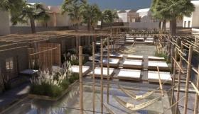Ανοίγει σύντομα το πρώτο ξενοδοχείο της Radisson στη Σαντορίνη