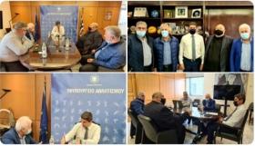 Γ' Εθνική: Συνάντηση Αυγενάκη με εκπροσώπους των ομάδων