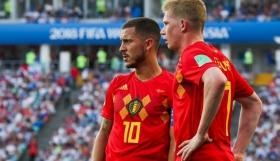 Η αποστολή του Βελγίου για το Euro