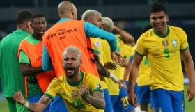 Βραζιλία – Κολομβία 2-1: Νίκη με ανατροπή στο 100ο λεπτό
