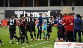 Bundesliga: Ισόπαλη η Μπάγερν στο ρεκόρ του «Λέβα» - Ήττες σοκ για Άιντραχτ, Γκλάντμπαχ