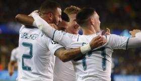 Champions League : «Βόλτα» σε Μπριζ και Πόλη για Σίτι και Σπόρτινγκ