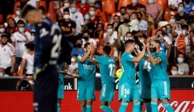 La Liga :Σούπερ ανατροπή για Ρεάλ στο «Μεστάγια»