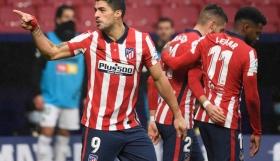 Έιμπαρ - Ατλέτικο 1-2: Ο Σουάρες έδωσε την λύση