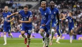 Premier League : Η Τσέλσι πήρε άνετα το Λονδρέζικο ντέρμπι