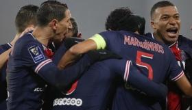 Παρί - Μονπελιέ 4-0: Απολαμβάνουν τη μοναξιά της κορυφής οι παριζιάνοι