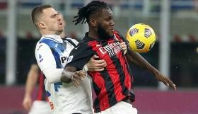 Serie A: Υπερηχητική Αταλάντα 0-3 την Μίλαν, ισόπαλη με Ουντινέζε η Ίντερ