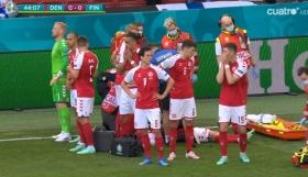Σοκ στο Euro 2020: Κατέρρευσε ο Έρικσεν - Φόβοι για τη ζωή του (video)
