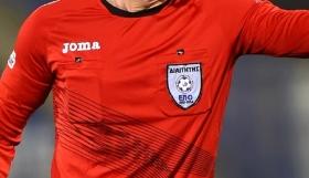 Football League: Οι διαιτητές της 18ης αγωνιστικής σε Βορρά και Νότο