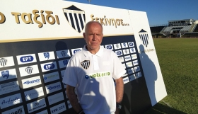 Αναστόπουλος: «Το πρωτάθλημα έχει δρόμο ακόμα»