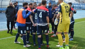 Football League (6η αγ.) : Σαντορίνη 2020- Ασπρόπυργος στη Νάξο