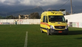Σκηνές απείρου κάλους σε ματς της Γ' Εθνικής με ξύλο, αίματα και λιποθυμίες!