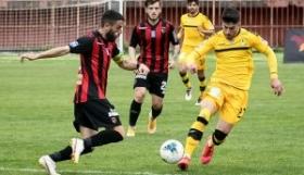 Super League 2: Εξασφάλισαν θέση στα πλέι-οφ Χανιά και Εργοτέλης