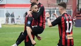 ΟΦ Ιεράπετρας – Παναχαϊκή 2-3: Απόδραση με Μπάτροβιτς