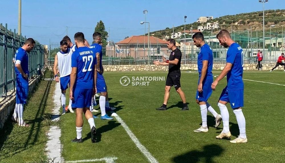 Α.Σ. Σαντορίνη 2020:  Το Santorinisport στην Κρήτη (Φωτογραφίες)(2)